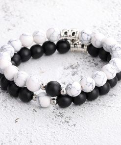 pärchen armband perlen
