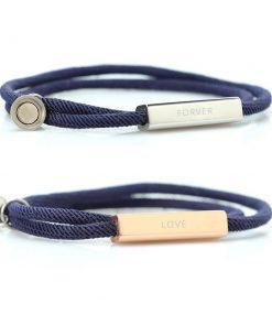 Pärchen armband personalisiert